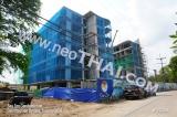 22 января 2018 Sea Zen Condo Bang Saray - строительство