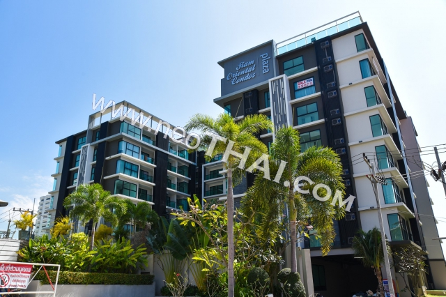 Siam Oriental Plaza Паттайя Кондо  - купить-продать - дешевые цены, Тайланд - Квартиры, Карты