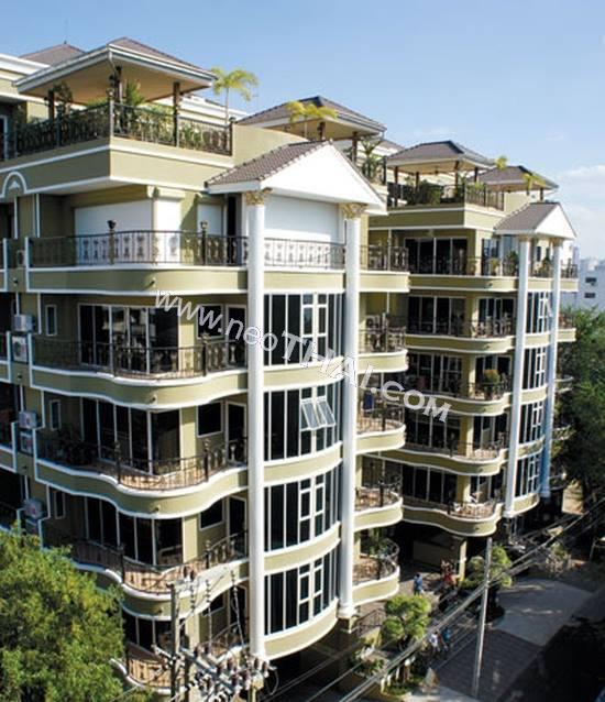 Siam Oriental Twins Паттайя Кондо  - купить-продать - дешевые цены, Тайланд - Квартиры, Карты