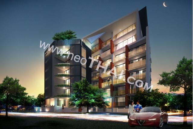 Skylight Condominium Паттайя