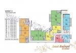 Пратамнак Хилл Sunset Boulevard Residence поэтажные планы 2  корпус