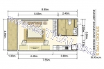 Пратамнак Хилл Sunset Boulevard Residence планировки квартир, 1 корпус