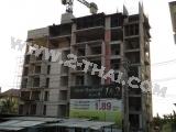 17 декабря 2011 Sunset Boulevard Residence 2, Паттайя - фотоотчет строительства второго корпуса