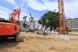 15 октября 2014 The Base Condo Central Pattaya Sansiri - фото со стройплощадки