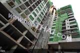 27 февраля 2015 The Base Condo Central Pattaya Sansiri - фото со стройплощадки