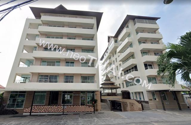 The Bay View Condominium 2 Паттайя - купить-продать - дешевые цены, Тайланд - Квартиры, Карты