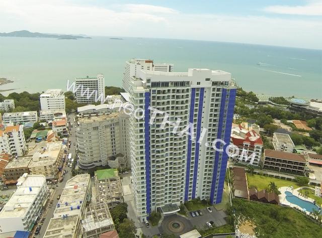 The Cliff Паттайя Кондо  - купить-продать - дешевые цены, Тайланд - Квартиры, Карты