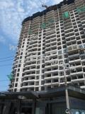23 февраля 2011 The Cliff, Pattaya - фотографии строительства проекта