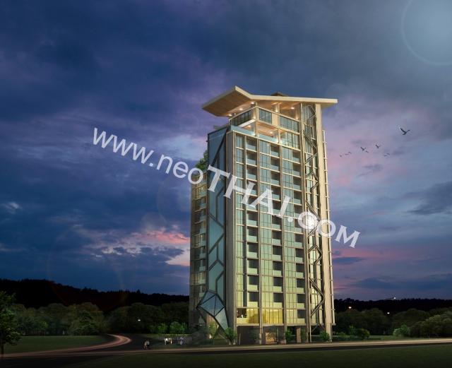 The Jewel Pratumnak Condo Паттайя - купить-продать - дешевые цены, Тайланд - Квартиры, Карты