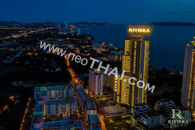 Паттайя, Квартира - 68 м²; Цена продажи - 10.450.000 бат; The Riviera Monaco