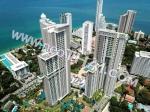 Недвижимость в Тайланде: Квартира в Паттайе, 2 комнаты, 50 м², 5.990.000 бат
