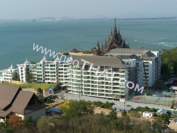 The Sanctuary WongAmat Паттайя Кондо  - купить-продать - дешевые цены, Тайланд - Квартиры, Карты