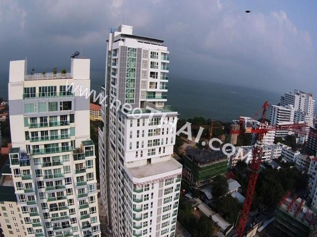 The View Cozy Beach Паттайя Кондо  - купить-продать - дешевые цены, Тайланд - Квартиры, Карты
