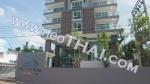 Недвижимость в Тайланде: Квартира в Паттайе, 2 комнаты, 37 м², 1.250.000 бат