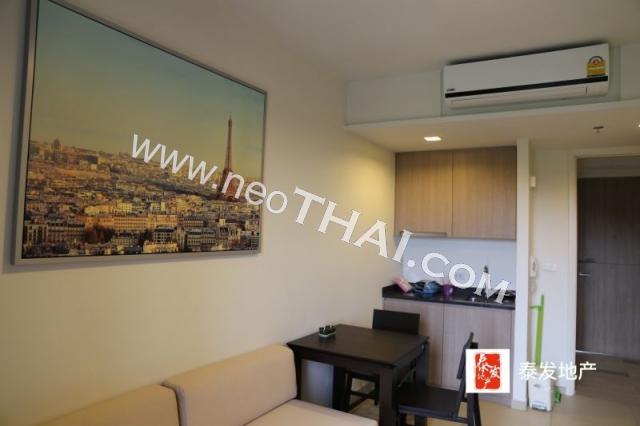 Паттайя, Квартира - 35 м²; Цена продажи - 3.400.000 бат; Unixx South Pattaya