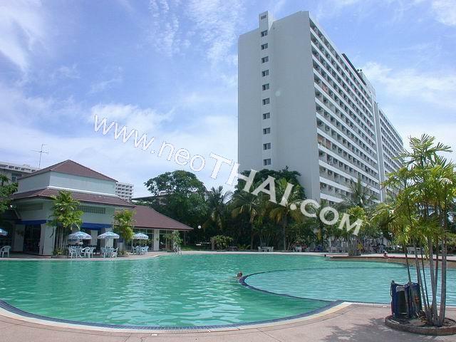 View Talay 1 Паттайя Кондо  - купить-продать - дешевые цены, Тайланд - Квартиры, Карты