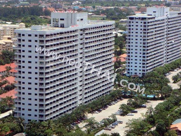 View Talay 2 Паттайя Кондо  - купить-продать - дешевые цены, Тайланд - Квартиры, Карты