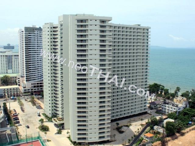 View Talay 7 Паттайя Кондо  - купить-продать - дешевые цены, Тайланд - Квартиры, Карты