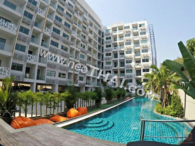 Water Park Condominium Pattaya