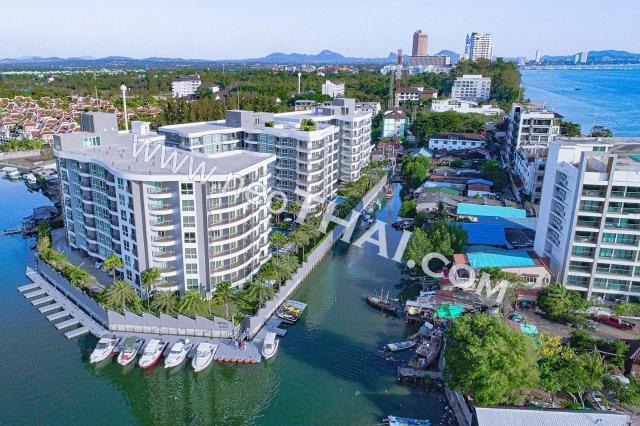 Whale Marina Condo Паттайя - купить-продать - дешевые цены, Тайланд - Квартиры, Карты