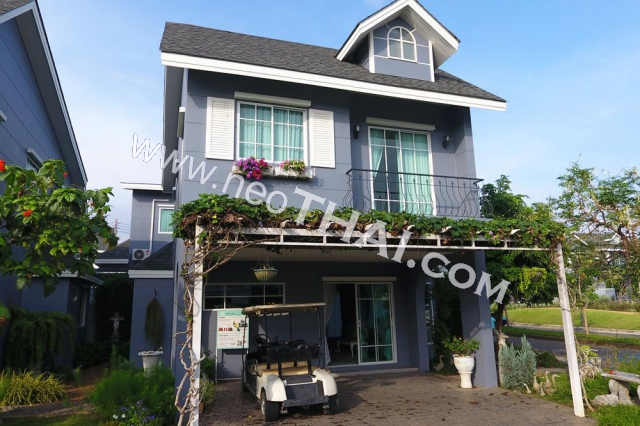 Паттайя, Дом - 163 м²; Цена продажи - 3.690.000 бат; Winston Village