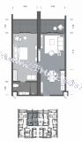 17 ноября 2012 Специальное предложение! Двухкомнатная квартира с видом на море в проекте Zire Wongamat
