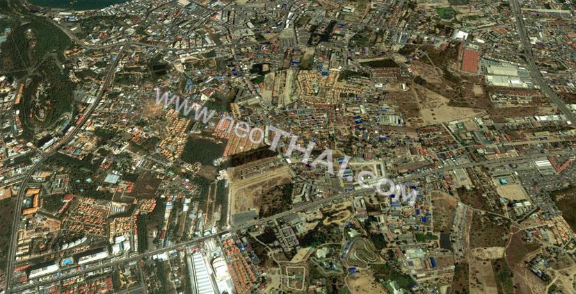 Районы Паттайи  - Южная Паттайя