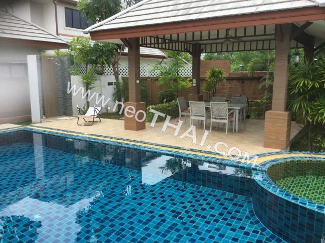 Аренда недвижимости в Паттайе - Квартира, 5 комнат - 190 м²