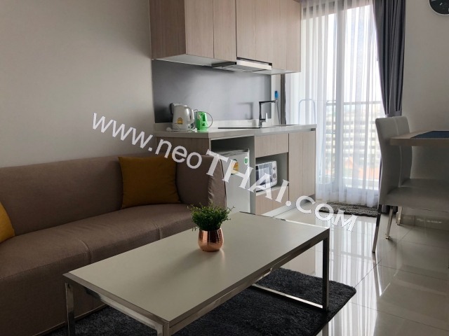 Аренда недвижимости в Паттайе - Квартира, 2 комнаты - 26 м²