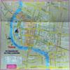 Карта центра Бангкока на английском языке