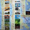 Карты пляжей Кочанга с отелями на английском