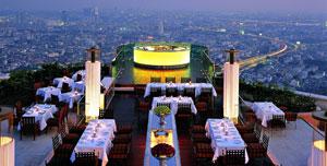 Отель Lebua Tower, Бангкок