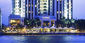 Отель Peninsula, Бангкок