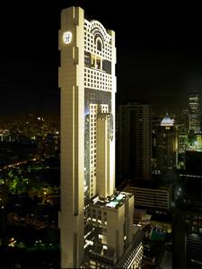Отель Banyan Tree, Бангкок