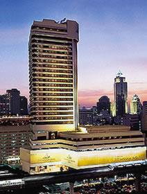 Отель Landmark, Бангкок