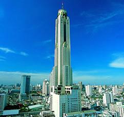 Отель Baiyoke Sky, Бангкок