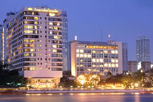 Отель Mandarin Oriental Hotel, Бангкок