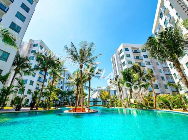 Паттайя, Квартира - 25 м²; Цена продажи - 1.840.000 бат; Arcadia Beach Resort Pattaya