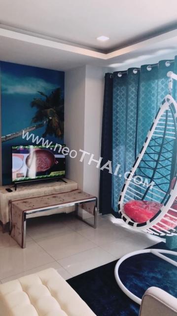 Паттайя, Квартира - 49 м²; Цена продажи - 2.850.000 бат; Arcadia Beach Resort Pattaya