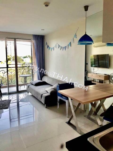 Паттайя, Квартира - 36 м²; Цена продажи - 1.420.000 бат; Atlantis Condo Resort Pattaya