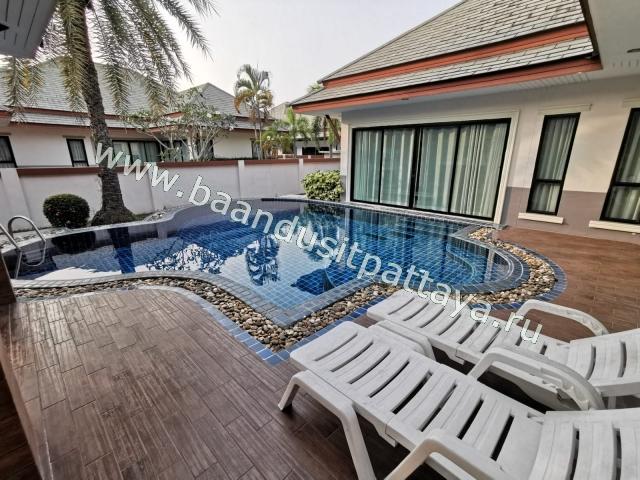 Паттайя, Дом - 205 м²; Цена продажи - 5.950.000 бат; Baan Dusit Pattaya Lake - Русский поселок 2