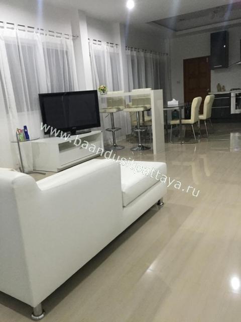 Паттайя, Дом - 171 м²; Цена продажи - 5.750.000 бат; Baan Dusit Pattaya Park - Русский поселок 3