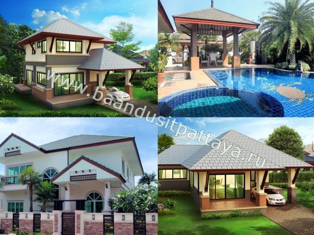 Baan Dusit Pattaya Phase 5 - Русский поселок