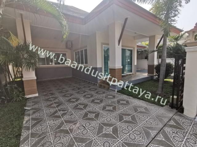 Паттайя, Дом - 138 м²; Цена продажи - 3.600.000 бат; Baan Dusit Pattaya View - Русский поселок 4