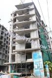 31 марта 2015 City Garden Pratumnak - фото со стройплощадки