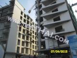 07 апреля 2015 City Garden Pratumnak - фото со стройплощадки