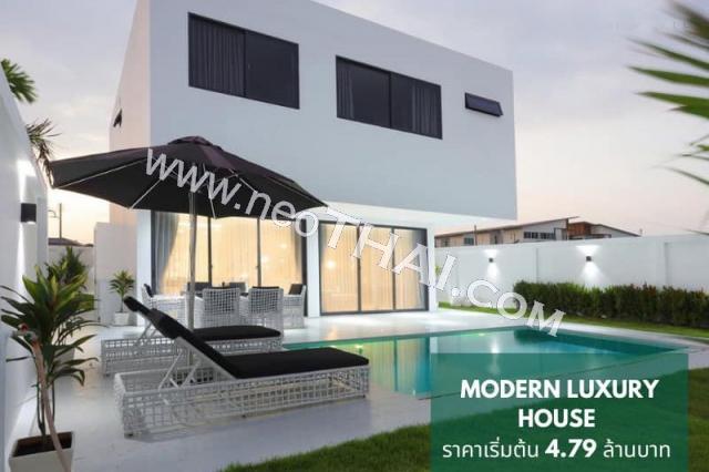 Паттайя, Дом - 205 м²; Цена продажи - 4.790.000 бат; D Sign Homes