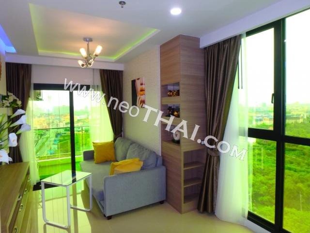Паттайя, Квартира - 45 м²; Цена продажи - 4.520.000 бат; Dusit Grand Condo View