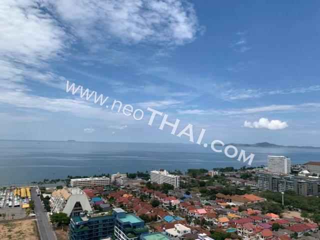 Паттайя, Квартира - 34.5 м²; Цена продажи - 2.790.000 бат; Dusit Grand Condo View
