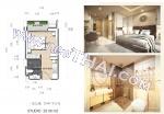 Квартира Dusit Grand Park 2 - 1.570.000 бат